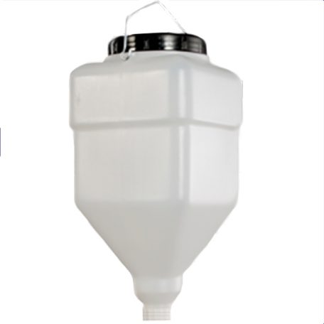4.5lt refillable hanging container